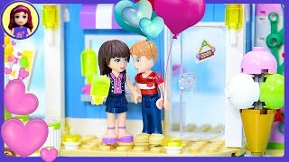 When Henry Met Sophie - A Lego Friends Love Story - Kids Toys