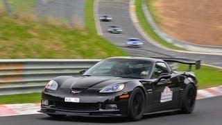 Nurburgring Nordshleife Corvette C6 Z06 BTG 7:04