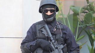 سابقة..المخابرات تعرض شريطا هتشكوكيا عن عملية تفكيك خلية داعش التي استهدفت مغاربة