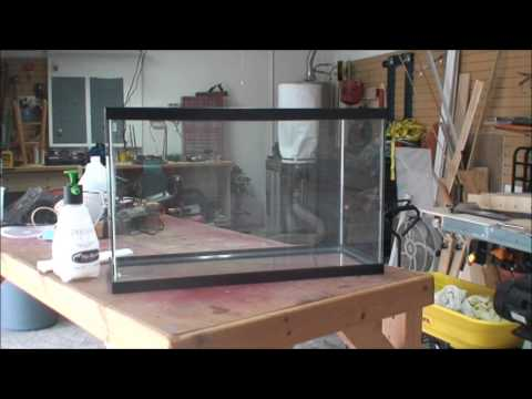 Explaining the Walstad Method: Build Series, Cleaning the equipment