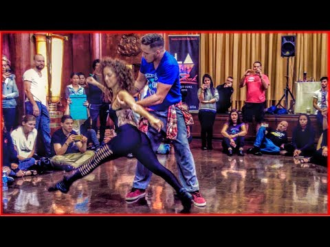 A Must Watch Zouk Dance by Bruno Galhardo & Shani Mayer - 2017 Los Angeles Zouk Congress