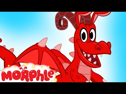 My Pet Dragon - Dragons for kids videos + kids 44 minute video compilation by My Magic Pet Morphle
