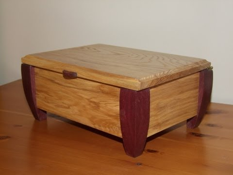 Woodwork Making Wood Jewelry Boxes PDF Plans