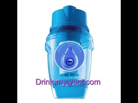 Tyent Alkaline Water Togo (TYgo)
