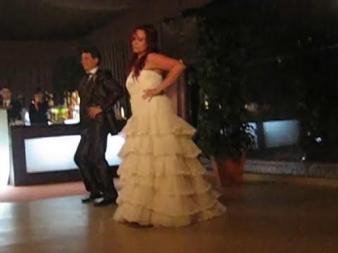 BAILE DE BODA ORIGINAL  (Sabe e Iván)
