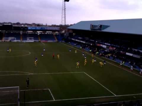 David Connolly 2nd goal Pompey v Bury 9/3/13