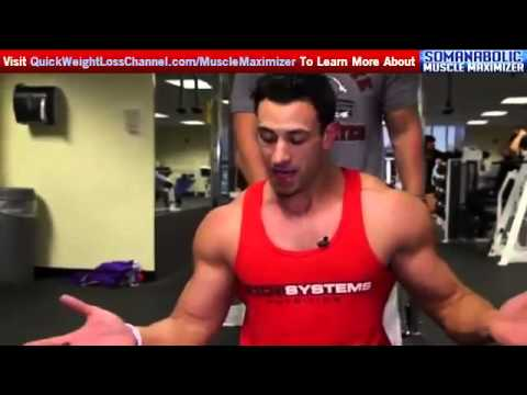 Somanabolic Muscle Maximizer Exercises As Demonstrated By Kyle Leon