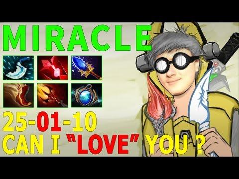 Miracle - Dota 2 Highlights - Tinker 9K MMR - Can i Kill You Miracle?
