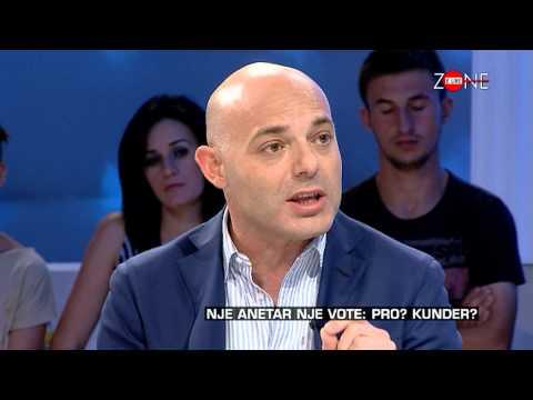 Zone e lire - Grida Duma, Blendi Fevziu, Baton Haxhiu & Henri Cili (pjesa I) (28 qershor 2013)