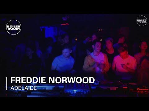 Freddie Norwood Boiler Room Adelaide DJ Set