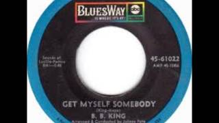Watch Bb King Get Myself Somebody video