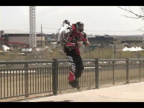GO FAST JET PACK - Highlight Reel