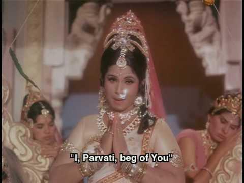 Shiva's Wedding 2: Parvati sings to her fiancé