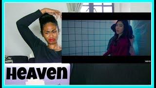 Afgan Isyana Sarasvati Rendy Pandugo Heaven Official Music Audio Survivor Reaction