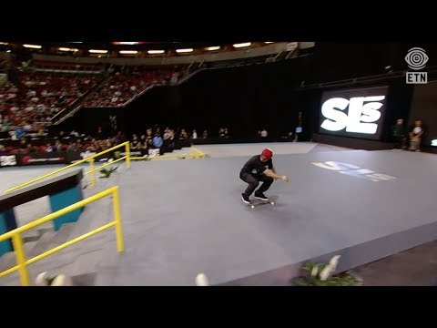 SLS Throwback | Ryan Sheckler First Ever 9 Club!