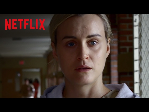 Orange is the New Black - Aankondiging Seizoen 5 - Netflix