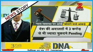 "DNA: How can we provide better ""legal system"" to people of India?"