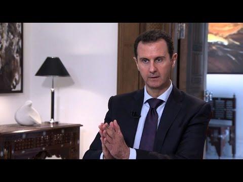 La entrevista fue realizada en Damasco.