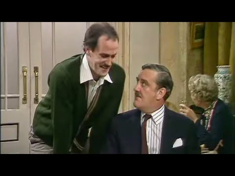 ** Comedy Week ** Chaos in the Restaurant - Fawlty Towers - The Hotel Inspectors - BBC
