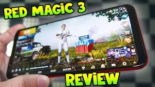 Unboxing and Review of RED MAGIC 3 Gaming Phone!! (Includes PUBG Gameplay)