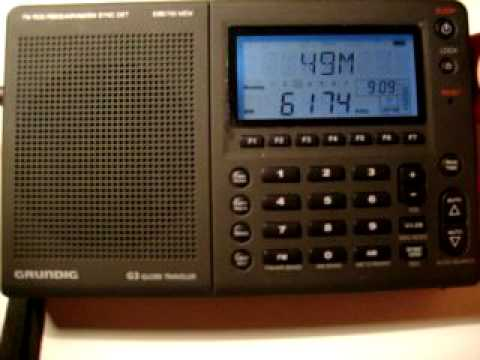 Grundig G3, Pulling Radio New Zealand out!