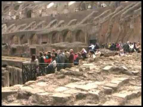 Visita a Roma com a CVC - Parte II