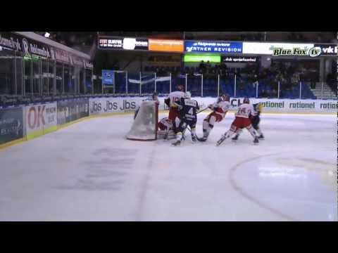 01-03-13 highlights Blue Fox - Rødovre Mighty Bulls