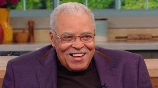 James Earl Jones on Being Recognized in Public: When You Don't Talk, It's Like Going Ninja!
