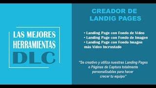 Como Crear una Landing Page Profesional   Derrota la Crisis