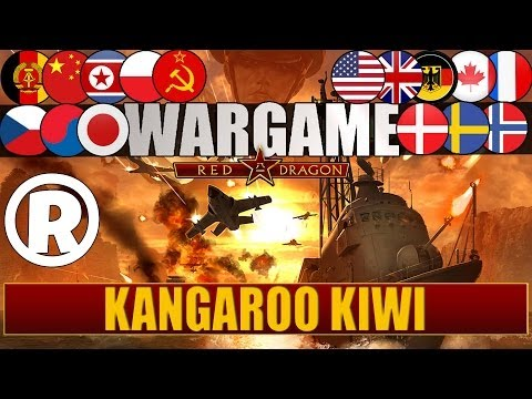 Wargame: Red Dragon — Gameplay — Kangaroo Kiwi