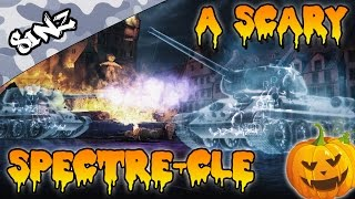 A SCARY SPECTRE-CLE! (Monster Mash Mode) - World of Tanks Console   Halloween 2016