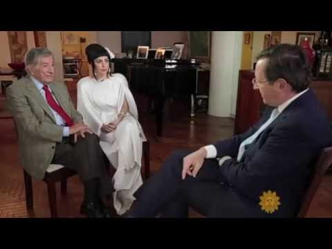 Lady Gaga And Tony Bennett - Interview On Cbs Sunday Morning 21.09.2014 video