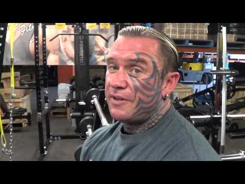 Lee Priest and High Fat Low Carb Diets