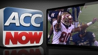ACC NOW | 3 ACC Teams in BCS Top 10 | ACCDigitalNetwork