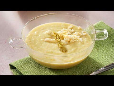 Salmorejo de Espárragos - Recetas Thermomix ® TM31