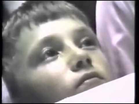 Archiwalny film z Objawienia w Medjugorje 1983 r.