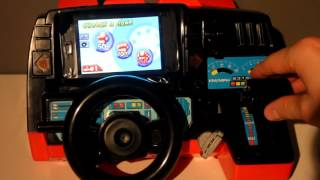 Playmates Fun to Drive Corvette Dashboard Arcade MOD