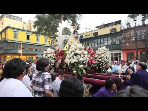 Traditional Song, Dance and a Religious Festival in Lima, Peru