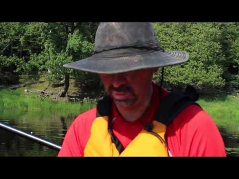 Fishing for Pike on the Ottawa River in Jackson Kayak Coosa and SUPerFishal