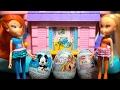 Клуб Винкс Сюрпризы игрушки Винкс Герои Диснея Доктор Плюшева Winx Club mp3