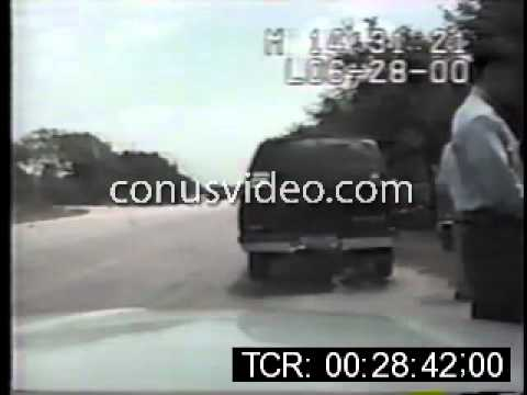 Rick Perry Tries to Get Out of Ticket - Texas State Trooper Dashcam