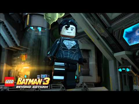 LEGO Batman 3: Beyond Gotham - New Screenshots