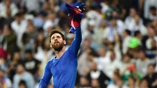 Lionel Messi Last Second Game Winning Goal Real Madrid vs FC Barcelona 2-3