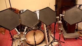 Italo Disco drum fills