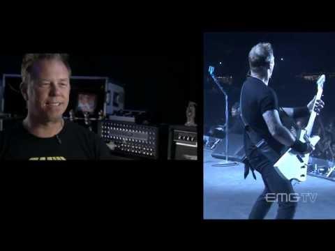 EMG James Hetfield Interview Part 2