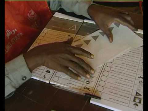 MaximsNewsNetwork: DARFUR - THABO MBEKI - ELECTIONS MOVE TOWARD PEACE (UNAMID)