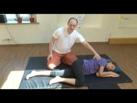 Классический тайский массаж. Часть вторая тайского массажа