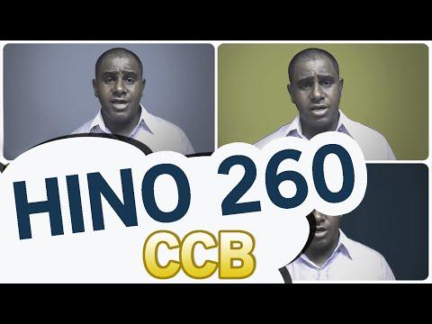 HINO 260 - Sou servo inútil - Acapella - Douglas Alves