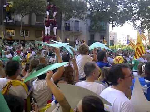 11 setembre 2015. Barcelona. Diada de Catalunya.