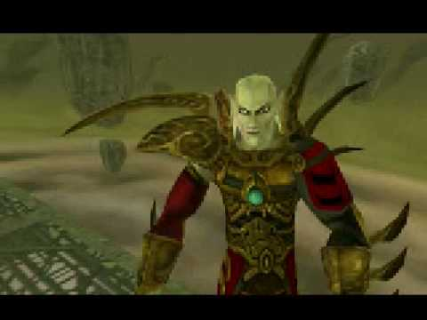 Blood Omen 2 - Hylden City 7/7 Boss, Sarafan Lord